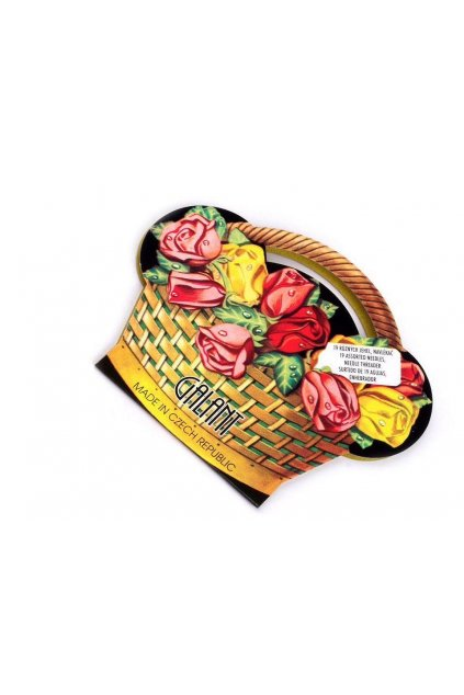 Jehly mapky košíček Galant L9010001