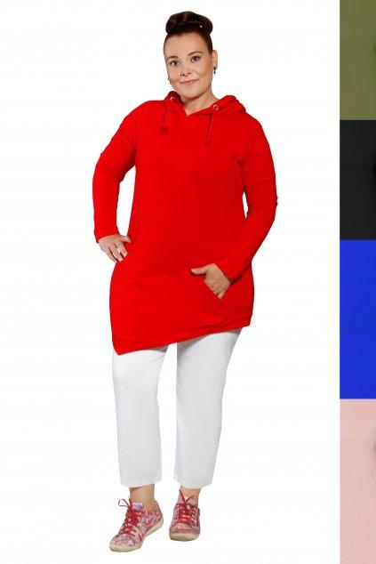 mikina barvy