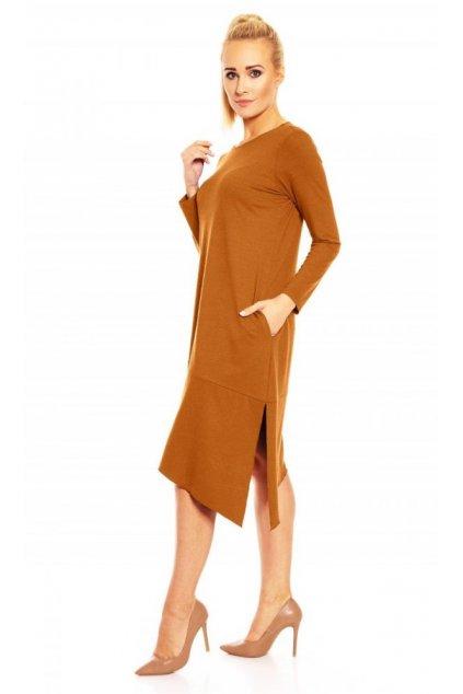MILENA ANGORA - úpletové šaty