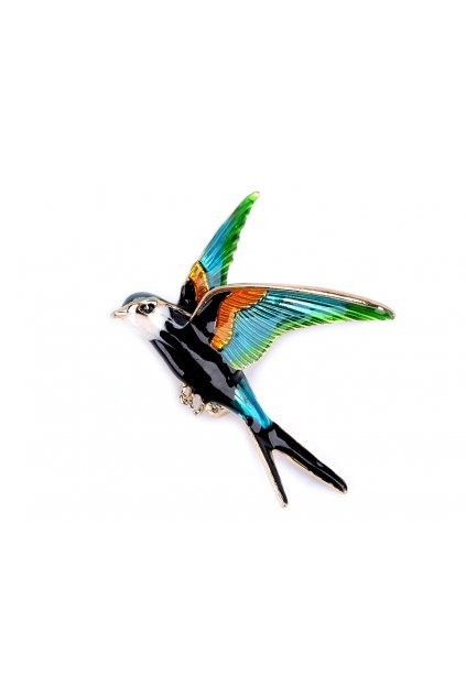 Brož ptáček   L9330967-2