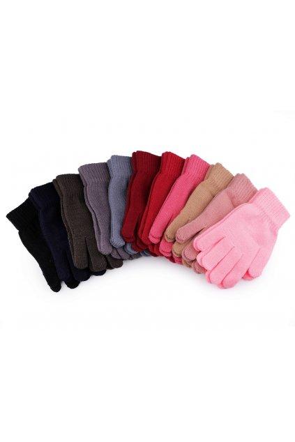 Dámské pletené rukavice  L9810698-2