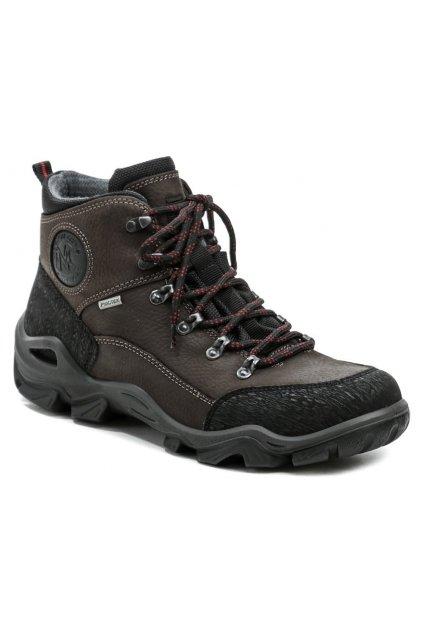 IMAC I2911-41-PZ21 hnědé pánské trekingové boty