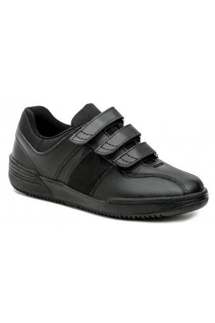 Prestige M40810 velcro černá obuv