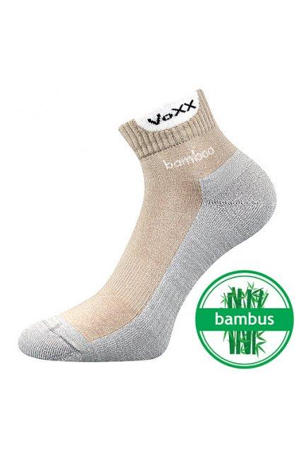 ponožky Brooke - béžová