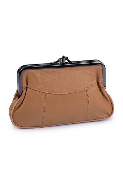 Dámská peněženka kožená 10x17 cm  L9810689