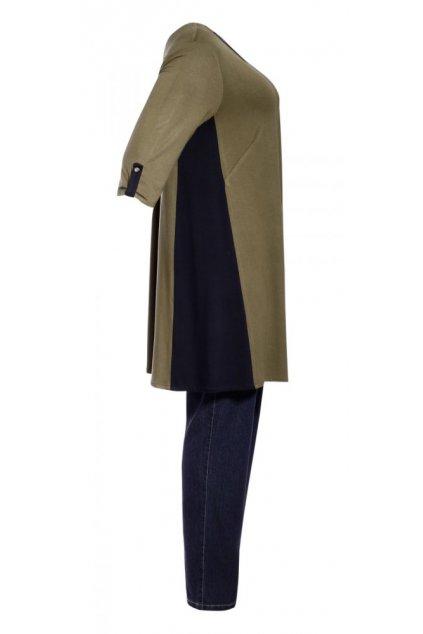 ELIKRA - tunikové šaty