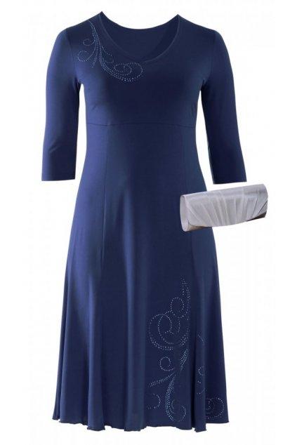 AGNES šaty 110 - 115 cm