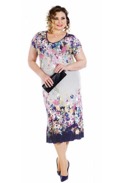 POMÁDA - šaty 105 - 110 cm+ DÁREK