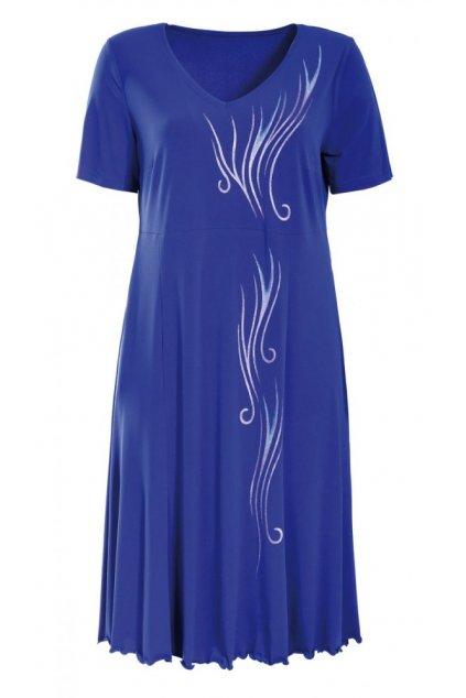 MÁJA - šaty krátký rukáv 130 - 135 cm