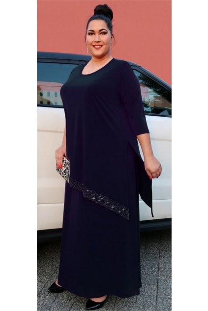Elizabet - společenské šaty 120 - 125 cm