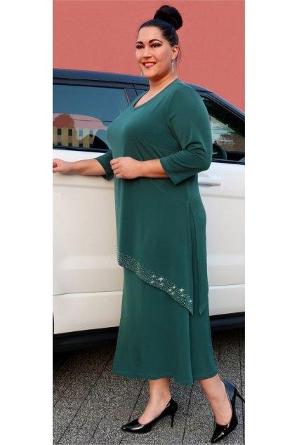 Elizabet - společenské šaty 130 - 135 cm