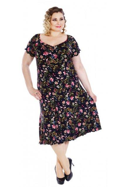 AGÁTA - šaty 95 - 100 cm