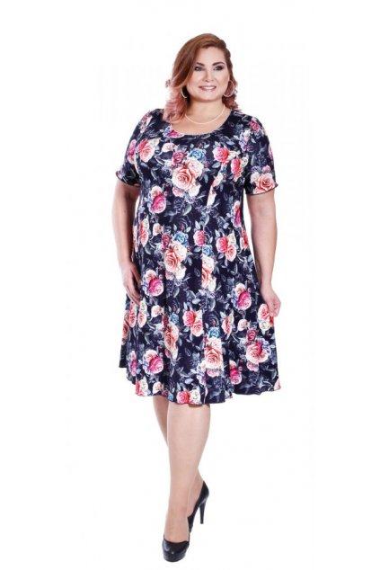 NELA - šaty 100 - 105 cm