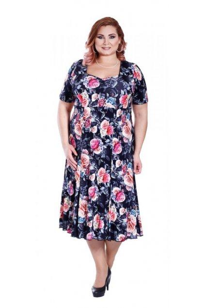 VANDUŠA - šaty 115 - 120 cm