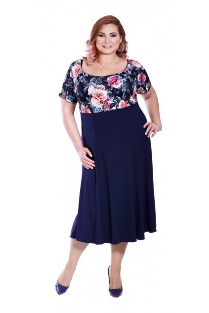 ADÉLA - šaty 100 - 105 cm