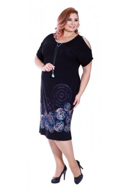 LANA - šaty 90 - 95 cm