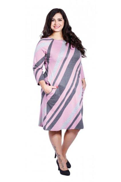KORNEL - šaty 90 - 95 cm