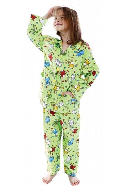 HAF - dětské dlouhé pyžamo