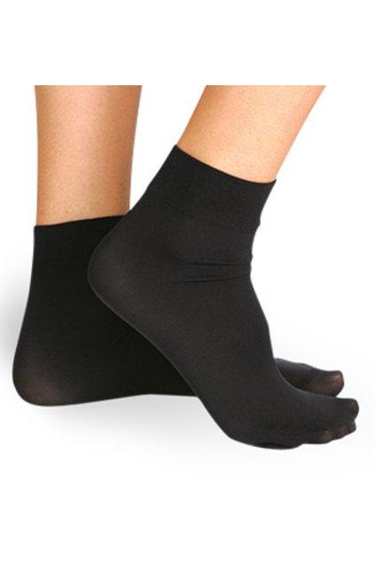 MIKROVLÁKNO - ponožky 3 páry