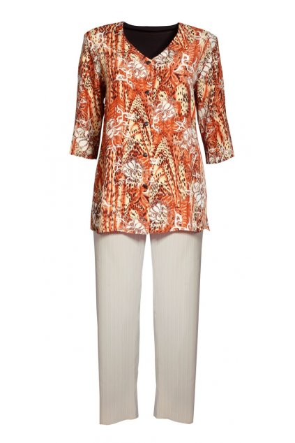 kalhoty dámské společenské 2