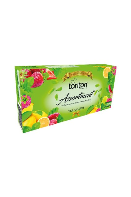 TARLTON Assortment 5 Flavour Green - zelený čaj UNI | originál