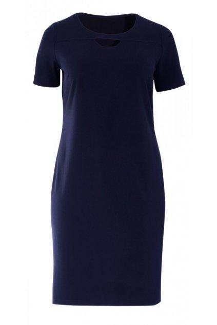 MAGDA šaty - krátký rukáv - 3 délky