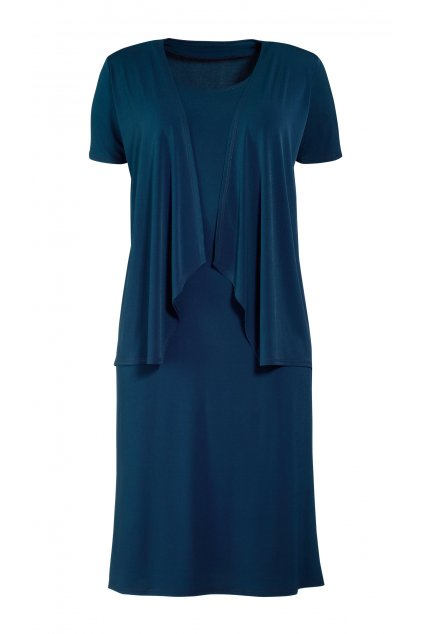 TAMARA - slavnostní rovné šaty