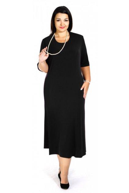 ALENA šaty - kombinace barev a délek