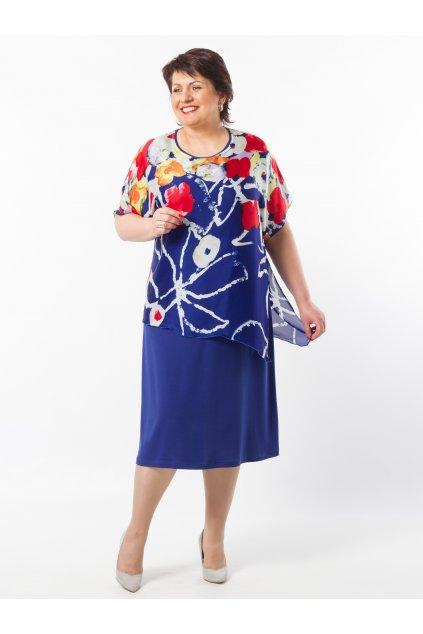 Šaty s pelerínou 1 pro web4