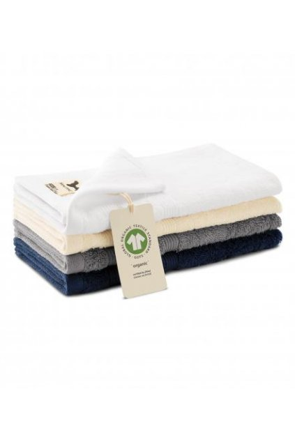 Froté ručník 450 g/m² -  Organic 917