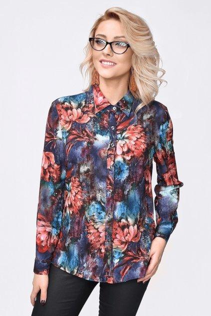 Košile s dlouhým rukávem  model 140368 Vitesi