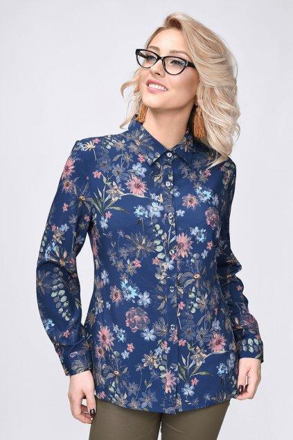 Košile s dlouhým rukávem  model 140369 Vitesi