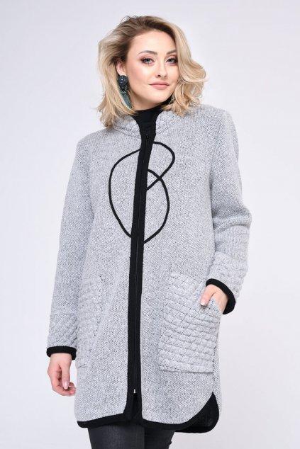 Dámský kabát model 140385 Vitesi