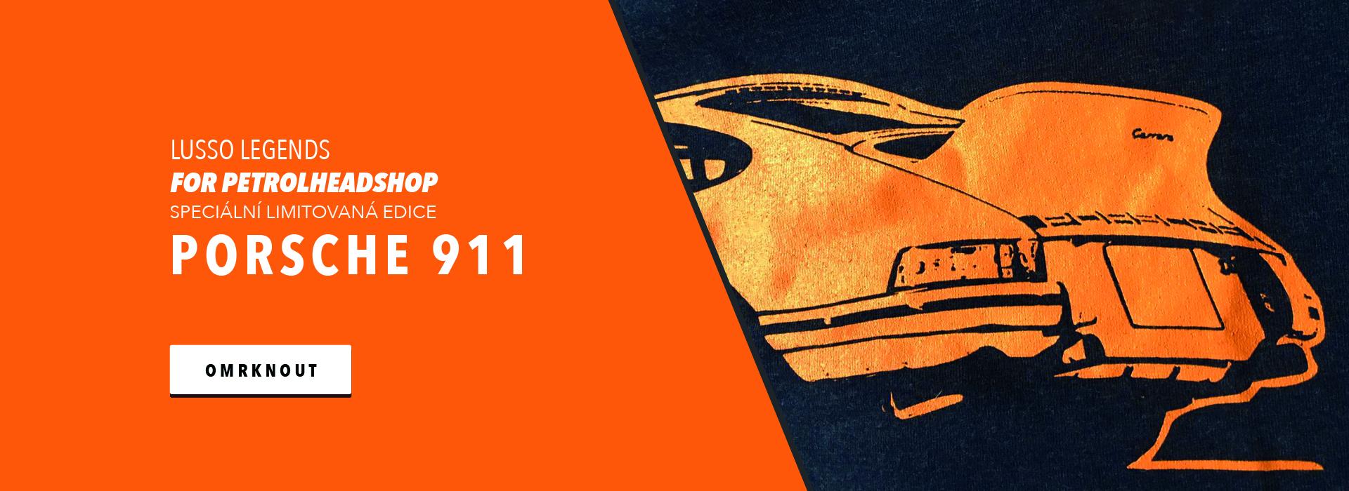 LIMITED EDITION Porsche Carrera 911