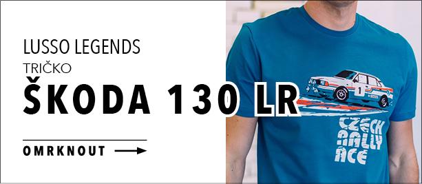 Lusso Legends Škoda 130 LR