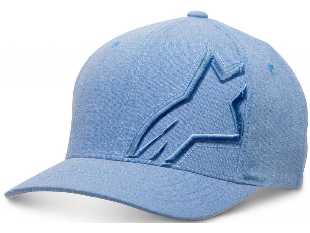 Pánská modrá kšiltovka CHARLES HAT Alpinestars 1036-81015 72-M