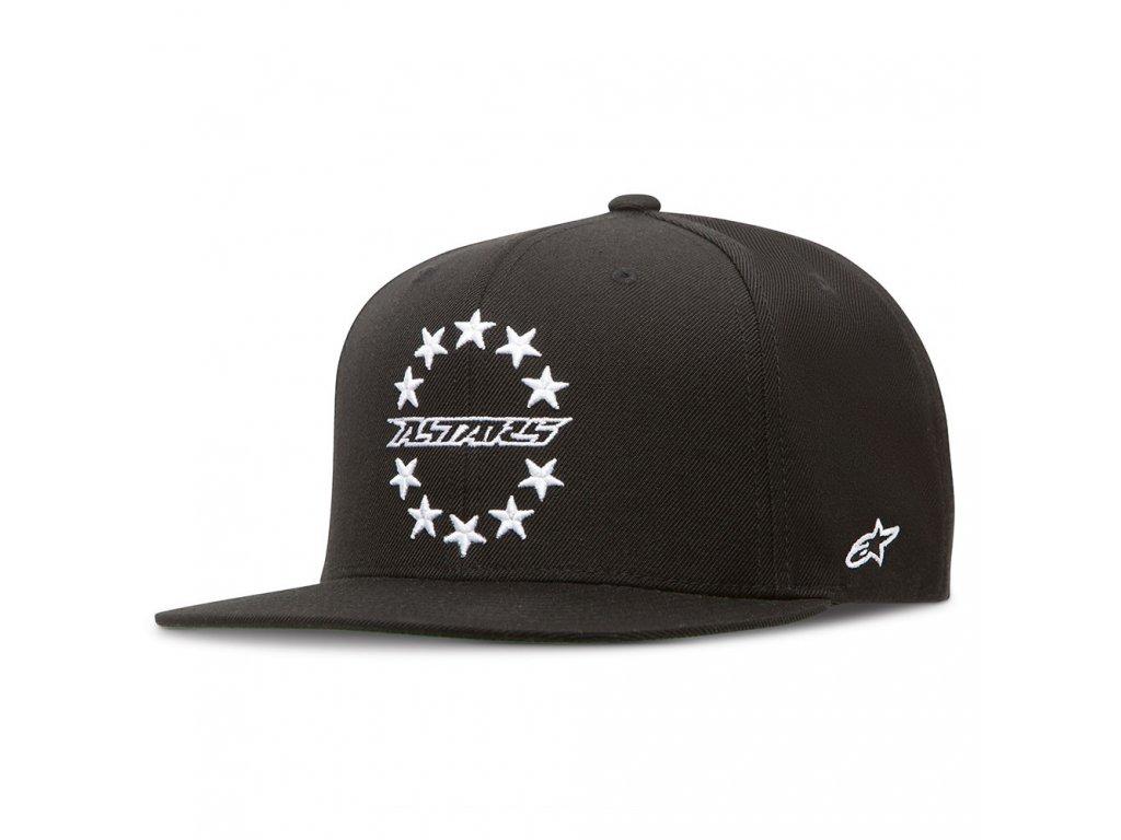 Pánská černá kšiltovka ACE HAT Alpinestars 1036-81021 10