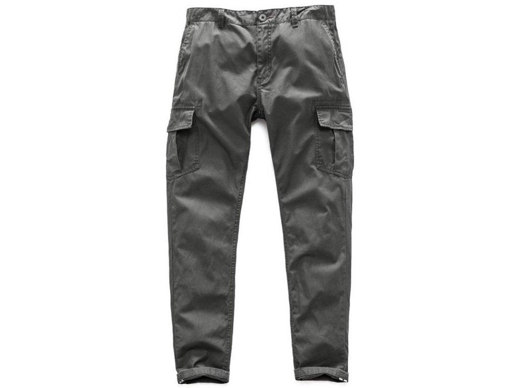 Pánské šedé kalhoty CONSTRUCTOR CHINO Alpinestars 1017-21003 18 - 32
