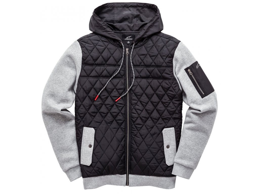 Pánská černá bunda BRIGHTON Alpinestars 1037-53004 10