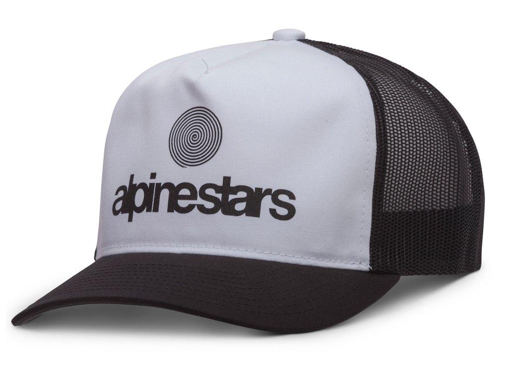 Pánská černá kšiltovka ORIGIN HAT Alpinestars 1037-81002 10