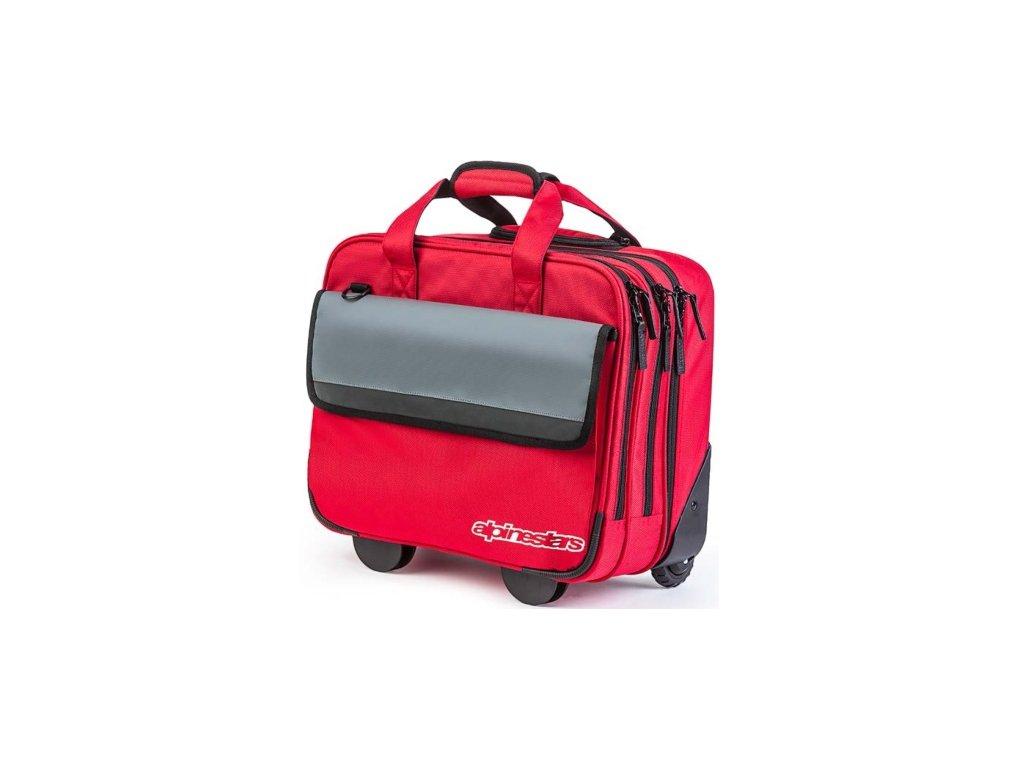 Taška červená EXEC LAPTOP ROLLER BAG Alpinestars 1037-91008 30