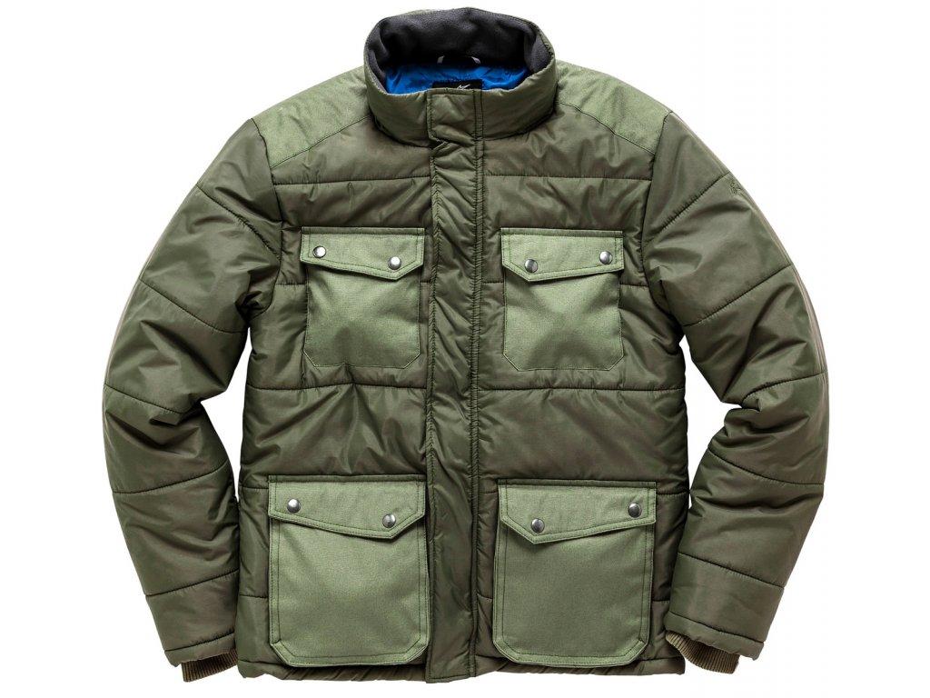 Pánská zelená bunda CHIEF JACKET Alpinestars 1037-11002 690