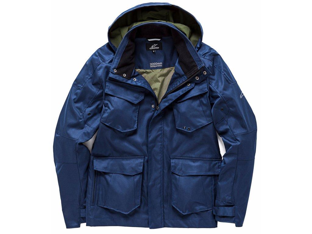 Pánská modrá bunda AURORA JACKET Alpinestars 1017-11010 70