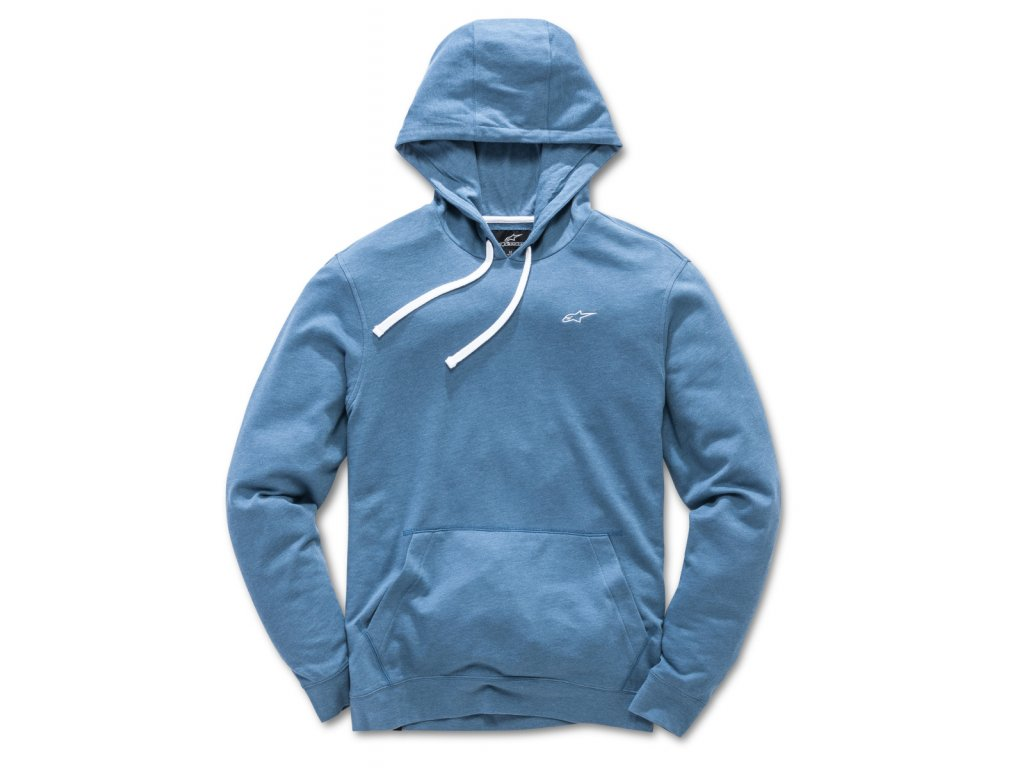 Pánská modrá mikina VALID FLEECE Alpinestars 1018-51110 72
