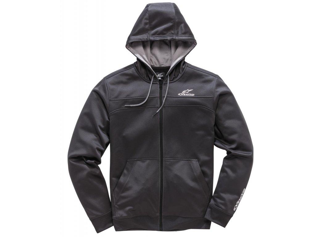 Pánská černá mikina FREERIDE FLEECE Alpinestars 1018-53010 10
