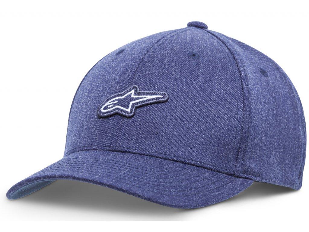 Pánská modrá kšiltovka FEAST HAT Alpinestars 1018-81005 7000-M