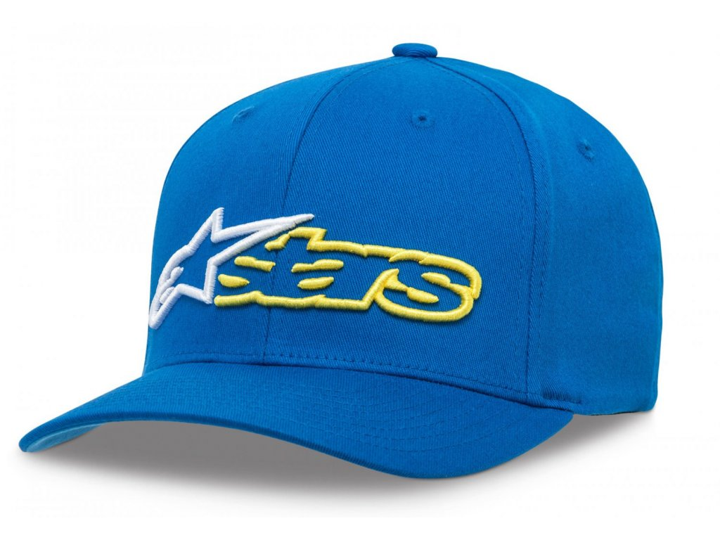 Pánská modrá kšiltovka REBLAZE HAT Alpinestars 1027-81030 7220-M