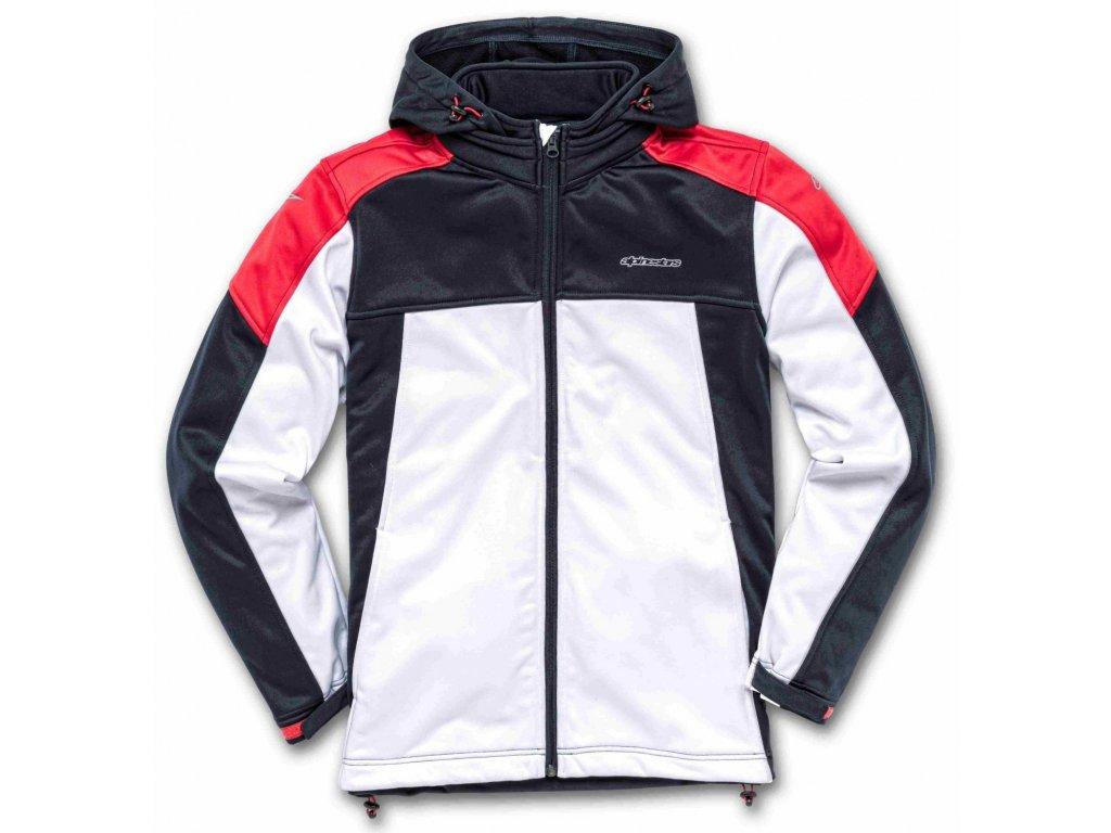 Pánská bílá bunda STRATIFIED JACKET Alpinestars 1018-11006 7020