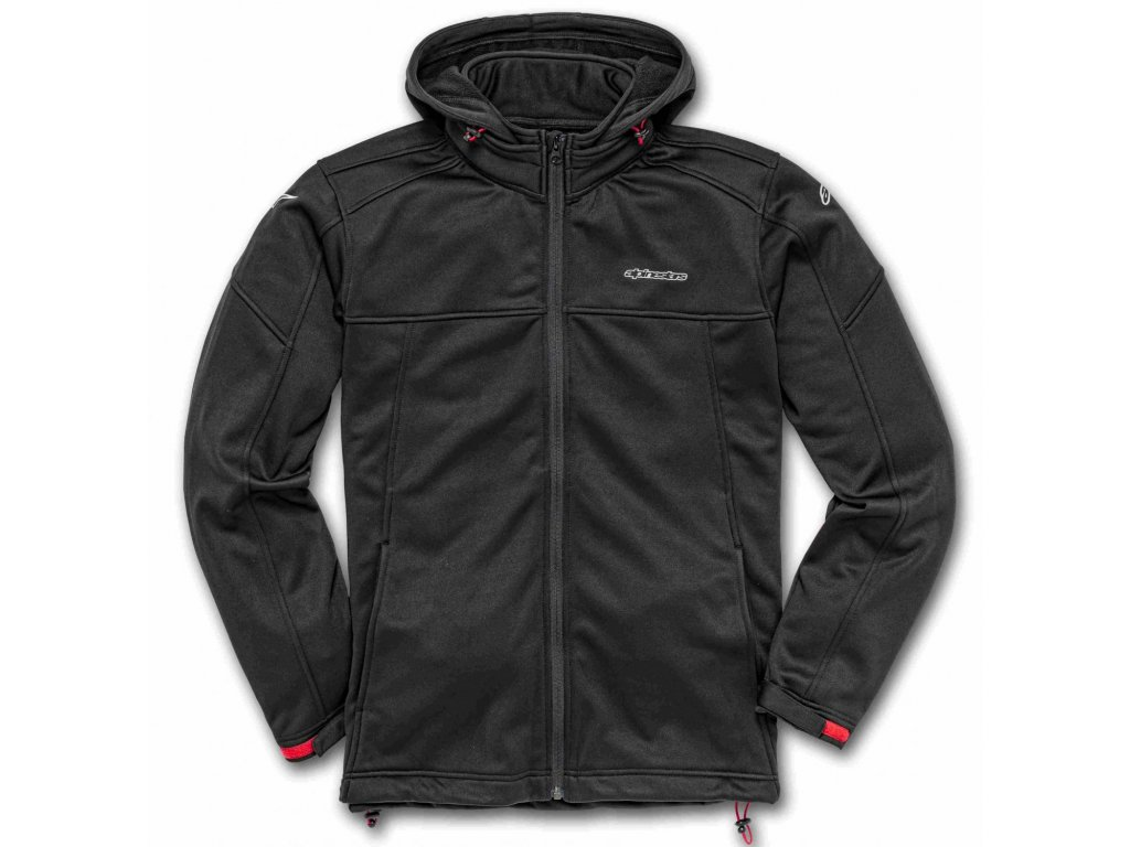 Pánská černá bunda STRATIFIED JACKET Alpinestars 1018-11006 10