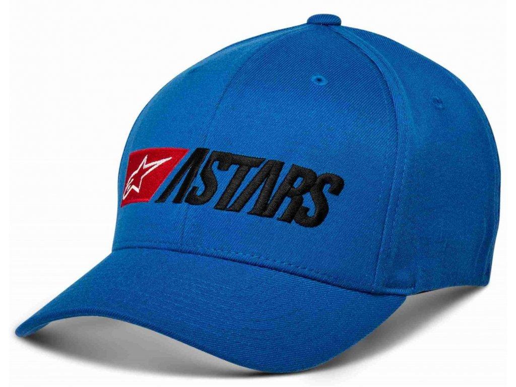 Pánská modrá kšiltovka INDULGENT HAT Alpinestars 1139-81520 72-M